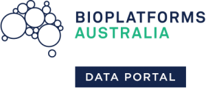 Bioplatforms Data Portal Logo